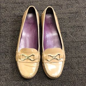 Cole Haan Marlee Infinity patent leather loafer 9